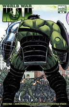 Image: World War Hulk #3 (variant cover) - Marvel Comics