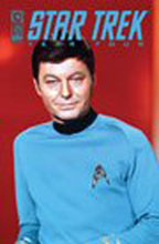 Image: Star Trek: Year Four #3 (Retailer incentive Photo Cover-McCoy)