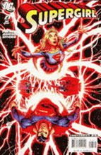 Image: Supergirl  #23 (Adam Kubert variant cover) - DC Comics