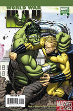 Image: World War Hulk #5 (Romita Jr. variant cover) - Marvel Comics