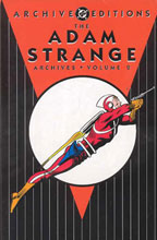 Image: Adam Strange Archives Vol. 02 HC