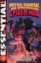 Image: Essential Peter Parker, the Spectacular Spider-Man Vol. 03 SC  - Marvel Comics
