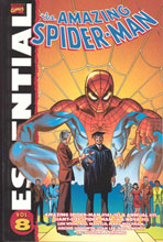 Image: Essential Spider-Man Vol. 08 SC  - Marvel Comics