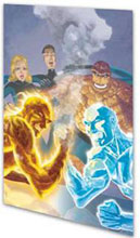 Image: Marvel Adventures Fantastic Four Vol. 05: All 4 One, 4 for All  (digest) - Marvel Comics