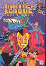 Image: Justice League Adventures Vol. 02: Friends & Foes SC  - DC Comics