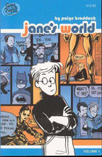 Image: Jane's World Vol. 01 SC  (new printing) - Girl Twirl Comics