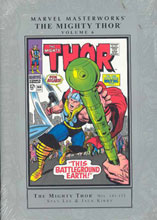 Image: Marvel Masterworks: Mighty Thor Vol. 06 HC  - Marvel Comics