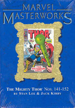 Image: Marvel Masterworks: Mighty Thor Vol. 06  (variant hc) - Marvel Comics