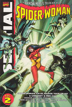 Image: Essential Spider-Woman Vol. 02 SC  - Marvel Comics
