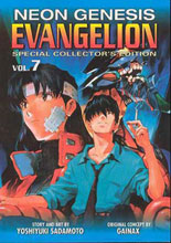 Image: Neon Genesis Evangelion Vol. 07 - Collector's Edition SC  - Viz Media LLC