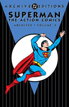 Image: Superman: The Action Comics Archives Vol. 05 HC  - DC Comics