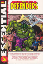 Image: Essential Defenders Vol. 02 SC  - Marvel Comics