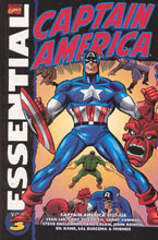 Image: Essential Captain America Vol. 03 SC  - Marvel Comics