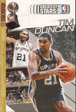 Image: Greatest Stars of the NBA Cine-Manga Vol. 02: Tim Duncan SC  - Tokyopop Cine-Manga