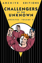Image: Challengers of the Unknown Archives Vol. 02 HC  - DC Comics