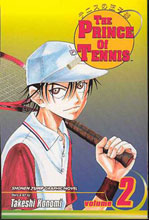 Image: Prince of Tennis Vol. 02 SC  - Viz Media LLC