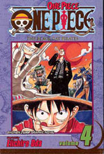Image: One Piece Vol. 04 SC  - Viz Media LLC
