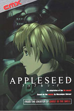 Image: Appleseed Movie Book SC