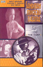 Image: Sandman Mystery Theatre Vol. 03: The Vamp SC  - DC Comics