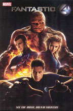 Image: Fantastic Four: The Movie SC  - Marvel Comics