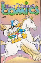 Image: Walt Disney's Comics & Stories #658 - Gemstone Publishing