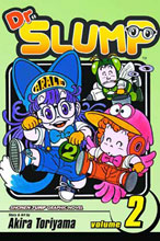 Image: Dr. Slump Vol. 02 SC  - Viz Media LLC
