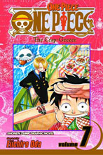 Image: One Piece Vol. 07 SC  - Viz Media LLC