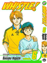 Image: Whistle Vol. 06 SC  - Viz Media LLC
