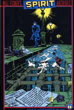Image: Will Eisner's Spirit Archives Vol. 15 HC  - DC Comics
