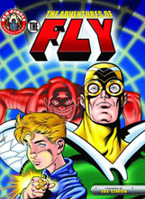 Image: Adventures of the Fly Vol. 01 SC