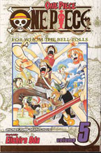Image: One Piece Vol. 05 SC  - Viz Media LLC