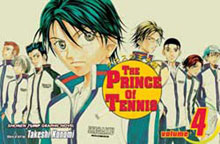 Image: Prince of Tennis Vol. 04 SC  - Viz Media LLC
