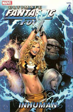 Image: Ultimate Fantastic Four Vol. 04: Inhuman SC  - Marvel Comics