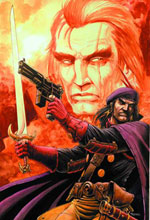 Image: Legend of Grimjack Vol. 04 SC  - IDW Publishing