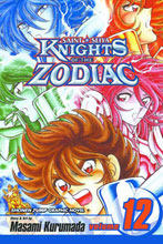 Image: Knights of the Zodiac Vol. 12 SC  - Viz Media LLC