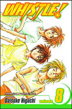 Image: Whistle Vol. 08 SC  - Viz Media LLC