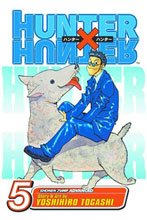 Image: Hunter X Hunter Vol. 05 SC  - Viz Media LLC