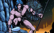 Image: Chronicles of Conan Vol. 05: Shadow in the Tomb & Other Stories SC  - Dark Horse Comics