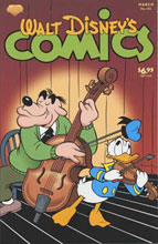 Image: Walt Disney's Comics & Stories #642 - Gemstone Publishing
