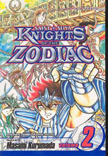 Image: Knights of the Zodiac Vol. 02 SC  - Viz Media LLC