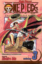Image: One Piece Vol. 03 SC  - Viz Media LLC