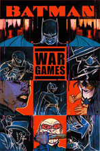 Image: Batman: War Games Act One SC  - DC Comics