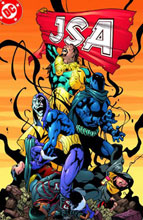 Image: JSA Vol. 07: Prince of Darkness SC  - DC Comics