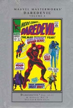 Image: Marvel Masterworks: Daredevil Vol. 03 HC  - Marvel Comics