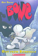 Image: Bone Vol. 01: Out From Boneville  (color edition) SC - Graphix
