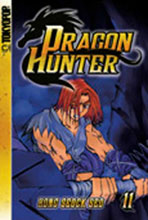 Image: Dragon Hunter Vol. 11 SC  - Tokyopop