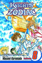 Image: Knights of the Zodiac Vol. 08 SC  - Viz Media LLC
