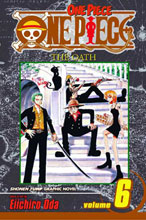 Image: One Piece Vol. 06 SC  - Viz Media LLC