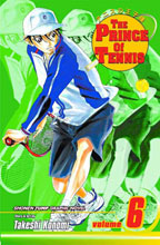 Image: Prince of Tennis Vol. 06 SC  - Viz Media LLC