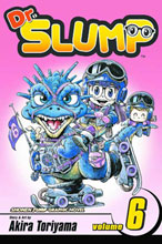 Image: Dr. Slump Vol. 06 SC  - Viz Media LLC